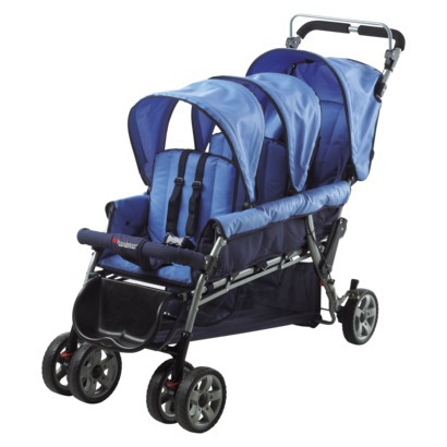 The Trio Triple Tandem Stroller vs Cosco Umbria Stroller | Strollers Comparison  sc 1 st  Compare everything about Strollers - Comparical & The Trio Triple Tandem Stroller vs Cosco Umbria Stroller ...